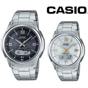 ソーラー電波時計 電波 ソーラー 電波時計 腕時計 メンズ 電波ソーラー時計 太陽充電 防水 ソーラー充電 電池交換不要 カシオ Casio ウォッチ 時計の画像