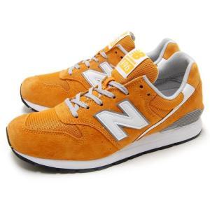 New Balance【ニューバランス】 MRL996KE メンズ レディース スニーカー オレンジ