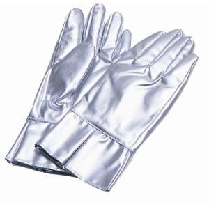 【メール便OK(2個まで)】アルミックス5本指手袋 (消防/操法/消防団)(消防手袋 救助用手袋 消防訓練用手袋 災害活動用手袋 レスキューグローブ 救助|safety-japan