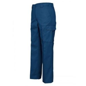 防災服 カーゴパンツ(ノータック) 紺 サイズ:88〜110 【型番 0624】  SH|safety-japan