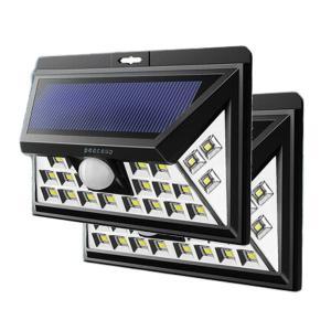 防災グッズ ライト 2個セット改良版 peaceup 46LED センサーライト safety-japan