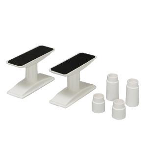 家具転倒防止伸縮棒SSS ホワイト KTB-12(耐震用品 ...