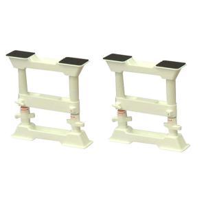 家具転倒防止伸縮棒S ホワイト SP-30W(耐震用品 耐震...