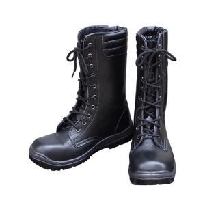 長編上活動靴(消防/操法/消防団)(安全靴 活動靴 救助活動 作業靴 セーフティーシューズ 作業長靴 消防団用 操法)SH|safety-japan