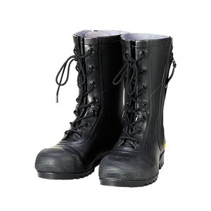 消防団員用ゴム半長靴 SG201(消防/操法/消防団)|safety-japan