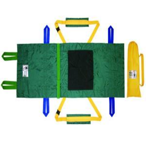 救助担架フレスト 日本製 ユニバーサルデザインに基づいた担架(緊急避難 災害救助用 非常用担架 防災グッズ 防災セット 災害用備蓄品 避難 防災用品)|safety-japan