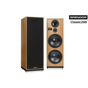 SPENDOR Classic 200 (スペンドール スピーカーシステム・2台1組) sagamiaudio-co