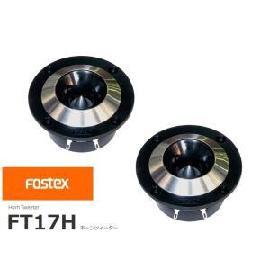 FOSTEX FT17H (ホーンツィーター・1個単位) フォステクス ツィーター|sagamiaudio-co