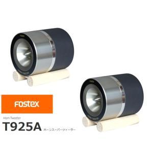FOSTEX T925A (ホーンツィーター・1個単位) フォステクス ツィーター|sagamiaudio-co