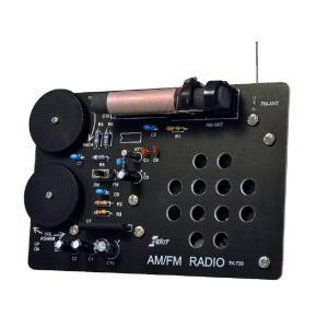 EK-JAPAN TK-739 (AM/FM DSP ラジオ 組立キット) はんだ線プレゼント sagamiaudio-co