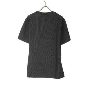【送料無料】メンズ 男性 膨れランダムストライプVネックTシャツ カットソー トップス 半袖 モード キレイめ 大人カッコイイ かっこいい オシャレ おしゃれ|saganstyle|09