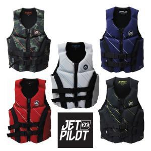 ジェットパイロット JETPILOT ライフジャケット JCI認定 送料無料 フリーライド F/E ネオ CGA ベスト JA19113 水上バイク ジェット ウェイク サップ sagara-net-marine