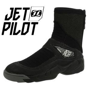 ジェットパイロット JETPILOT マリンシューズ セール 税込9900円 送料無料 ターボ リアジップ ネオブーツ 2 JA9406 ハイカット 水上バイク|sagara-net-marine