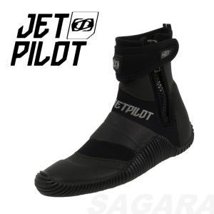 ジェットパイロット JETPILOT マリンシューズ ハイカット 送料無料 ブラックホーク ブーツ BLACKHAWK BOOT JP7406 水上バイク マリンブーツ ネオプレーン|sagara-net-marine
