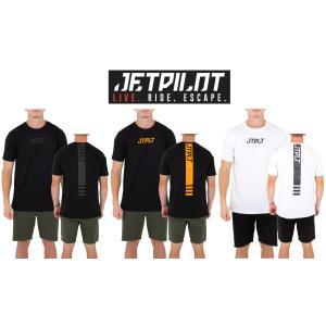 ジェットパイロット JETPILOT 2020-21 Tシャツ メンズ マリン 送料無料 バックヒッ...