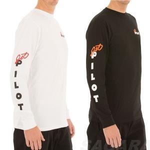 ジェットパイロット JETPILOT ロンT マリン 送料無料 10%オフ レトロ L/S メンズ Tシャツ W18628 水上バイク 長袖 ロングスリーブ Tシャツ トップス|sagara-net-marine