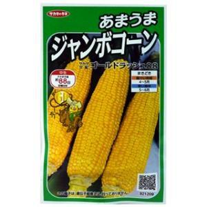 トウモロコシの種 ゴールドラッシュ88 小袋...