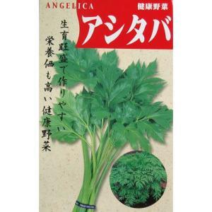あしたば (その他葉菜類の種) 小袋 約5ml