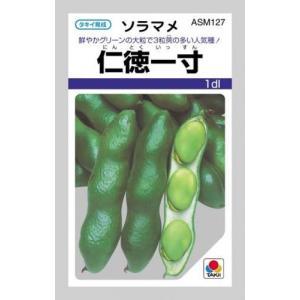 「河内一寸」に比べて、豆・莢ともに鮮やかな濃緑色で、一見して他の品種と区別ができる、色沢のすぐれた品...