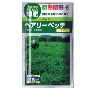 緑肥 ヘアリーベッチ 小袋(約60ml)