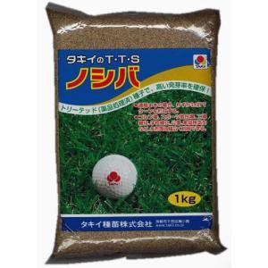芝生種 野芝種 販売 野芝 ( ノシバ ) 1kg 〜約55平方メートル分〜 お庭作り ガーデニングにおすすめ♪