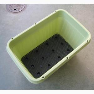 プランター 鉢 深型 野菜が作れる 深底プランター 510型...