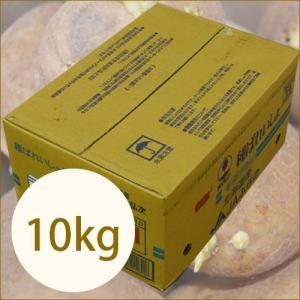 じゃがいも(馬鈴薯) 高級メークイン 種芋 10kg入り (予約販売)