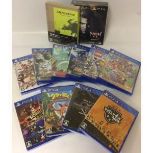 【数量限定】ゲームソフトお楽しみ袋 PS4ソフト3本セット CERO−Z saijo