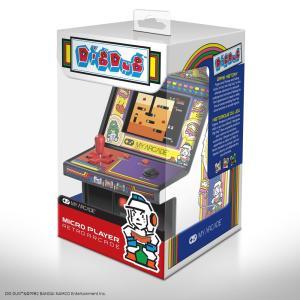 ドリームギア レトロアーケード ディグダグ【レトロゲーム】 saijo