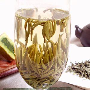 黄茶 君山銀針20g 中国茶|saika