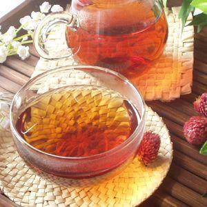 フレーバーティー  白桃紅茶50g|saika