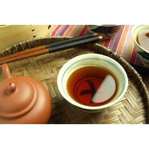 プーアル茶 焙煎熟茶100g|saika