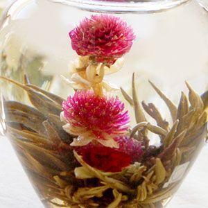 工芸茶 レッドツリー5個 お茶 花茶|saika
