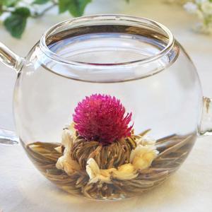 工芸茶 センニチコウ5個 お茶 花茶|saika