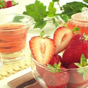 ストロベリープーアル茶|saika