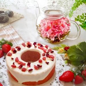 母の日 ギフト 2018 ティーポット お花のつぼみ カーネーション茶  工芸茶