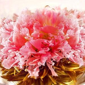工芸茶バラエティ4種セット  送料無料 誕生日 お祝い 送別 卒業 入学 ホワイトデー2018 お返し|saika