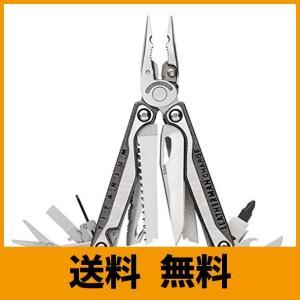 LEATHERMAN (レザーマン) マルチツール CHARGE Plus TTi ステンレススチール バリスティックナイロンケース付 [並行輸入品] saikuron-com