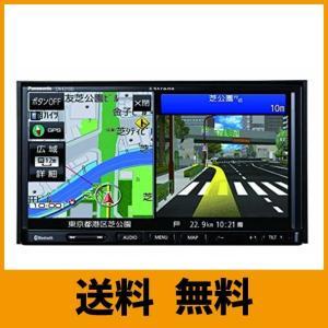 パナソニック カーナビ ストラーダ CN-E310D Eシリーズ ワンセグ/VICS WIDE/SD/CD/USB/Bluetooth 7V型 CN-|saikuron-com