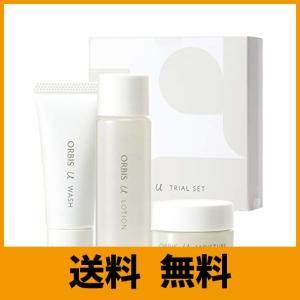 オルビス(ORBIS) オルビスユー トライアルセット(洗顔料・化粧水・保湿液/各1週間分) saikuron-com