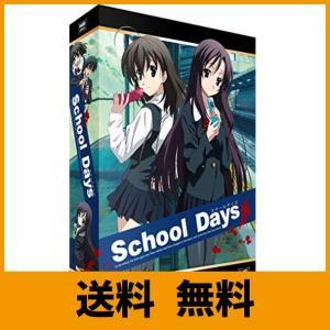 ≪フランス盤≫ 収録話数: 全12話+OVA『School Days OVAスペシャル 〜マジカルハ...