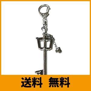 キングダムハーツ キーホルダー ソラ ロクサス キーブレード モチーフ Kingdom Hearts ネックレスチェーン付き (キングダムチェーン)|saikuron-com