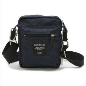 マリメッコ ショルダーバッグ marimekko CASH & CARRY ネイビー 045113 500|sail-brand