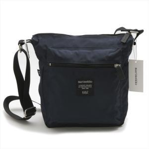 マリメッコ ショルダーバッグ marimekko ROADIE ネイビー 045114 500|sail-brand