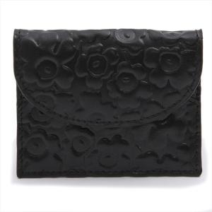 マリメッコ カードケース marimekko ブラック 045423 999|sail-brand