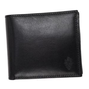 ペローニ peroni 二つ折り財布 ブラック 80011|sail-brand