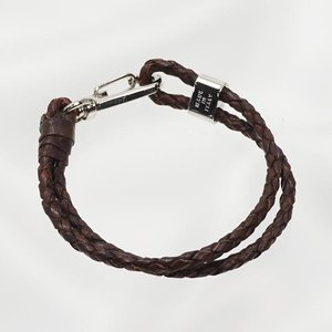 ペローニ peroni レザーブレスレット ブラウン 11684|sail-brand