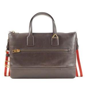 バリー BALLY ブリーフケース BUSINESS BAG チョコレート TAS 261 sail-brand