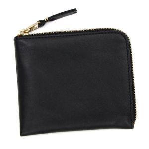 コムデギャルソン COMME des GARCONS コインケース 財布 ブラック SA3100