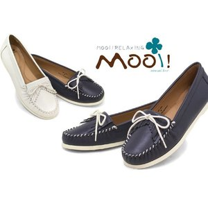 mooi パンプス モーイリラクシング デッキシューズ MOOI RELAXING|sail-brand